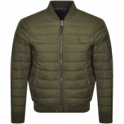 Ralph Lauren Light Weight Down Jacket Green