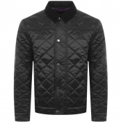 Barbour Lemal Quilted Jacket Black