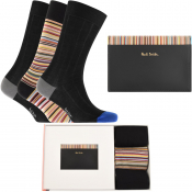 PS By Paul Smith Socks And Card Holder Gift Set