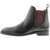 Sweeney London Allegro Chelsea Boots Black