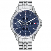 Tommy Hilfiger Shawn Chronograph Watch Silver