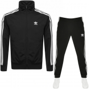 adidas Originals Firebird Tracksuit Black
