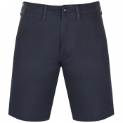Levis 502 Regular Tapered Chino Shorts Black