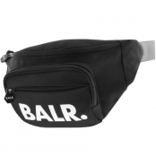 BALR U Series Waist Bag Black
