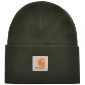 Carhartt Watch Beanie Hat Khaki
