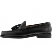 GH Bass Weejun Larkin Tassel Loafers Black