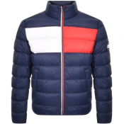 Tommy Jeans Essential Down Jacket Navy