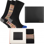 PS By Paul Smith Socks And Wallet Gift Set
