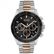 BOSS HUGO BOSS Hero Sport Lux Watch Silver