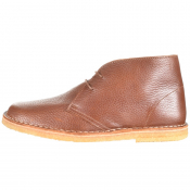 Pretty Green Desert Boots Tan