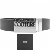 Versace Jeans Couture Reversible Belt Black