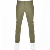 Levis Standard Taper Chinos Green