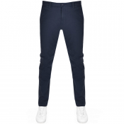Levis Slim Taper Chinos Navy