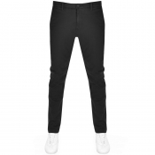 Levis Slim Taper Chinos Black