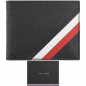 Tommy Hilfiger Downtown Mini Wallet Black