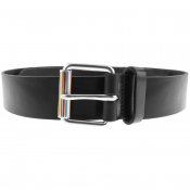 PS By Paul Smith Enamel Roller Belt Black