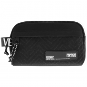 Versace Jeans Couture Baroque Washbag Black