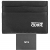 Versace Jeans Couture Logo Card Holder Black