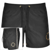 BOSS HUGO BOSS Boxfish Swim Shorts Black