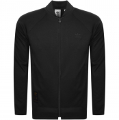 adidas Originals Warmup Full Zip Track Top Black