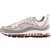 Nike Air Max 98 Trainers Grey