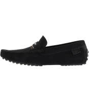 Lacoste Plaisance Suede Shoes Black