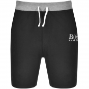 BOSS Bodywear Lounge Shorts Black