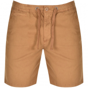 Superdry Sunscorched Chino Shorts Gold