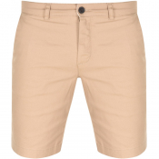 Lyle And Scott Chino Shorts Brown
