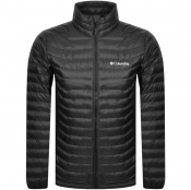 Columbia Powder Pass Down Jacket Black