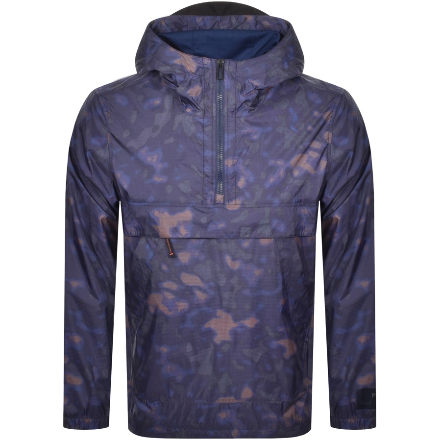 PS By Paul Smith Overhead Jacket Navy