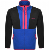 Columbia Back Bowl Full Zip Fleece Black