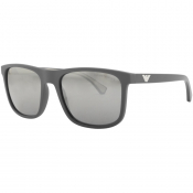 Emporio Armani EA4129 Sunglasses Grey
