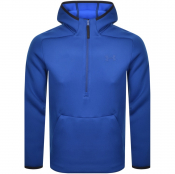 Under Armour Move Half Zip Sweatshirt Blue