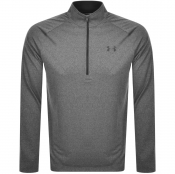 Under Armour Half Zip Tech Sweatshirt Grey