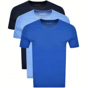 BOSS HUGO BOSS Multi Colour Triple Pack T Shirts