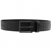 BOSS Tirl Belt Black