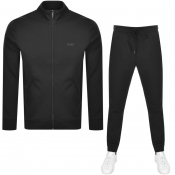 BOSS Skaz X Full Zip Tracksuit Black