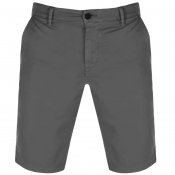 BOSS Casual Schino Slim Shorts Grey
