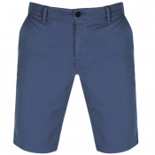 BOSS Casual Schino Slim Shorts Navy