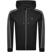 Luke 1977 Paul Hammond Full Zip Hoodie Black