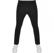 Luke 1977 Emmel Piped Detail Jogging Bottoms Black