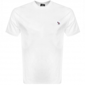 PS By Paul Smith Regular Fit T Shirt White