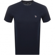 PS By Paul Smith Regular Fit T Shirt Navy