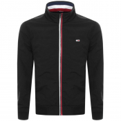 Tommy Jeans Essential Bomber Jacket Black
