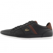 Lacoste Chaymon 120 Trainers Black