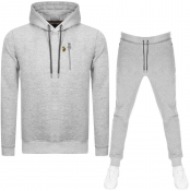 Luke 1977 Los Angeles Rome Tracksuit Grey