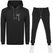 Luke 1977  Los Angeles Rome Tracksuit Black