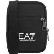 EA7 Emporio Armani Train Mini Pouch Bag Black