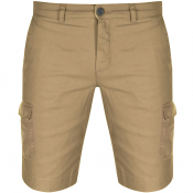 Lyle And Scott Cargo Shorts Brown